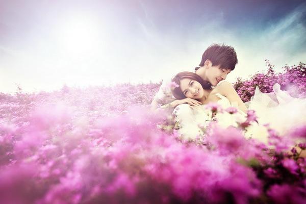 看日出日落的心情文案带图片_个性带图片